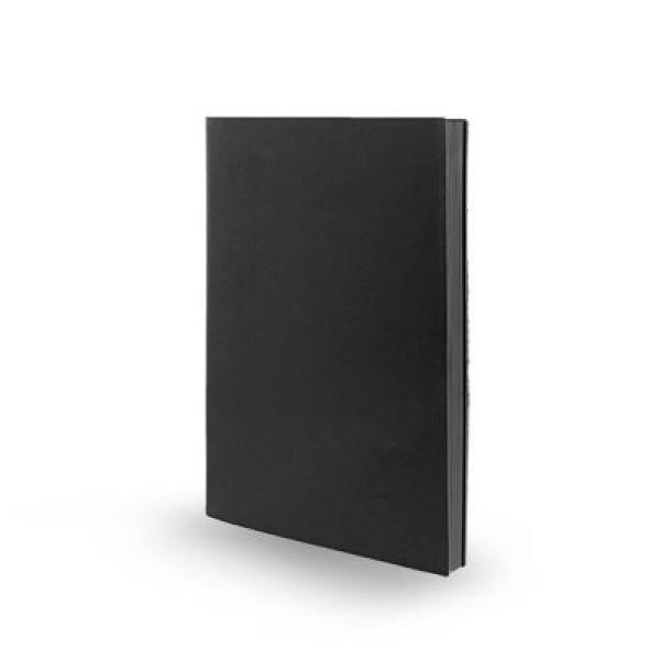 Villaron A5 PU Notebook Printing & Packaging Notebooks / Notepads ZNO1019BLK[1]